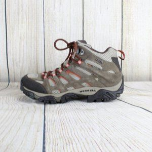 Merrell Continuum Moab Mid Hiking Boots